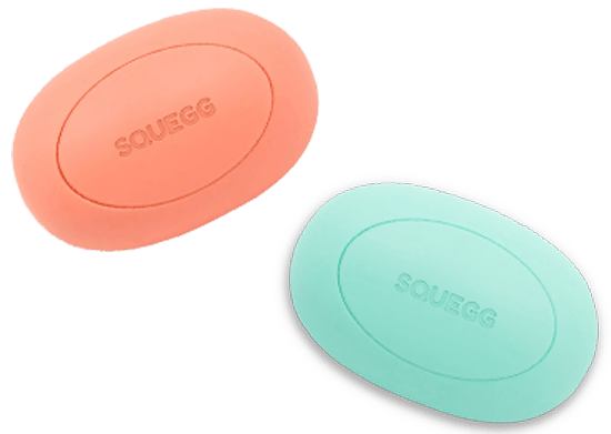 """alt=""""mother's day gift - squegg, a smart grip trainer device"""""""